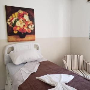 Clinica de retaguarda hospitalar